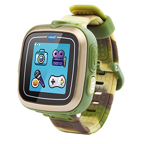VTech Kidizoom Smartwatch - Camouflage - Online Limited Edition