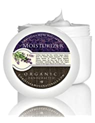 Christina Moss Naturals Facial Moisturizer - Organic & 100% Natural (our Best Facial Moisturizer For Dry Skin)