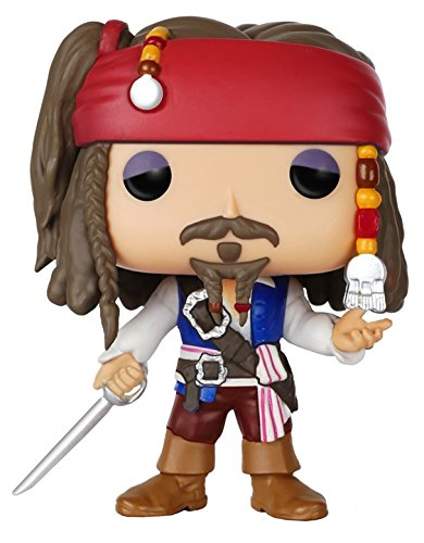 Pop! Film: Disney La Maledizione Della Prima Luna - Pirates Of The Caribbean - Jack Sparrow Figura