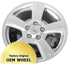 TOYOTA RAV4 17X7 5 SPOKE Factory Oem Wheel Rim- SILVER – Remanufactured