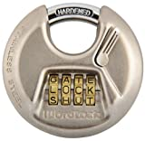 Wordlock PL-072-DL Combination Discus Lock