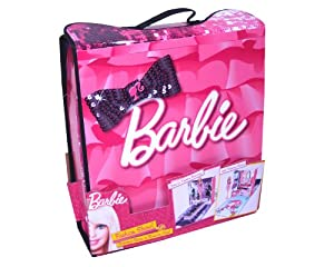 Neat-Oh Barbie? Neat-Oh!® Fashion Show, Dressing Room & Runway Case