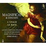 Bach / Vivaldi : Magnificat & Concerti