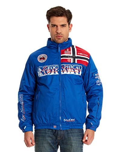 Geographical Norway Giacca Brooks [Blu]
