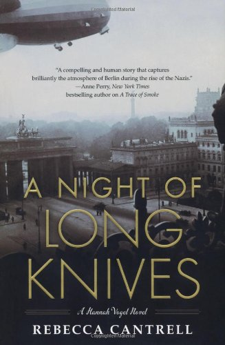 Image of A Night of Long Knives (Hannah Vogel Novels)