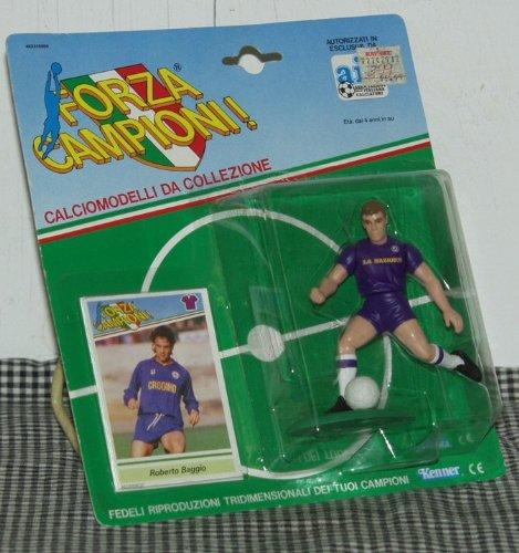 Kenner Forza Campioni! Roberto Baggio Toy Figure