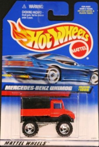 Mattel Hot Wheels 1999 1:64 Scale Game Over Series Red Twin Mill II Die Cast Car 4/4 - 1
