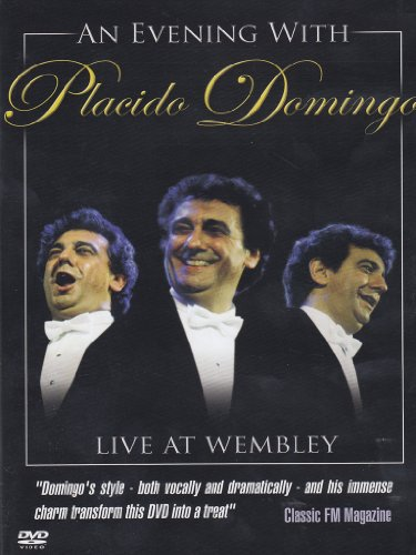 Placido Domingo - An Evening With Placido Domingo [DVD] [2001]