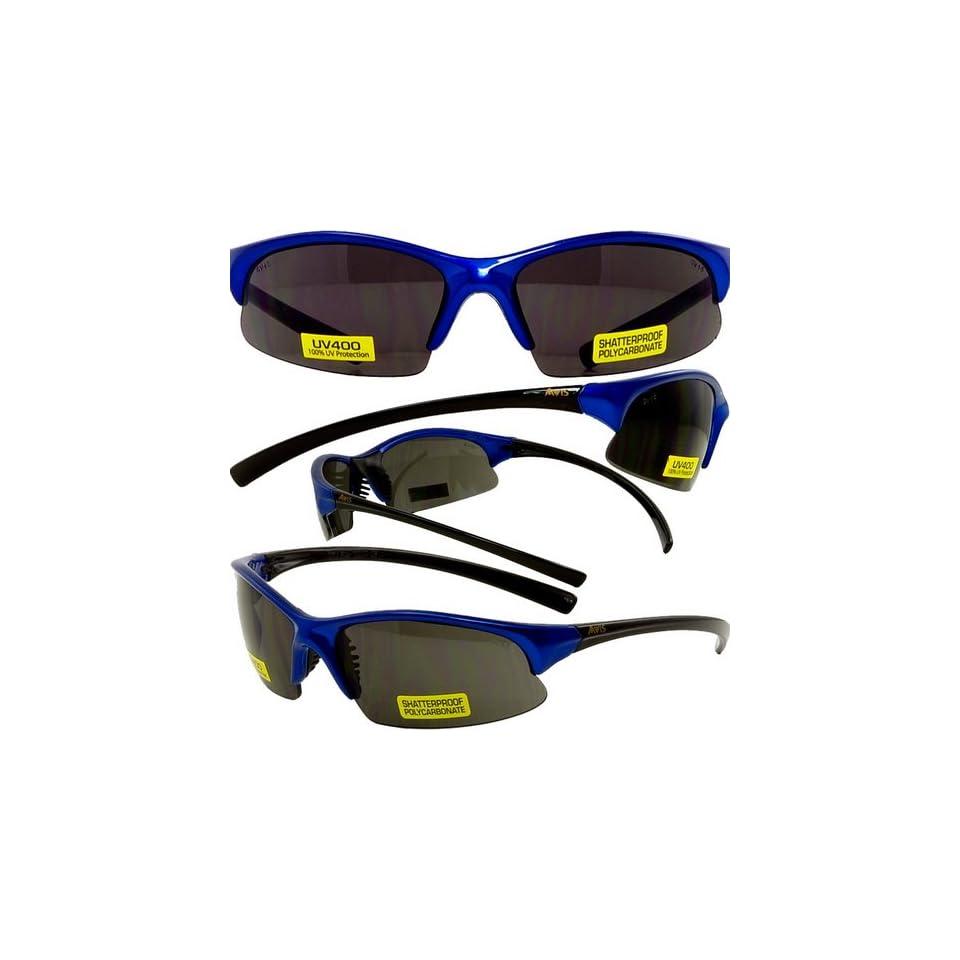 493917274f Safety Glasses ANSI Z87.1+ UV400 Smoked Lens Eyewear on PopScreen