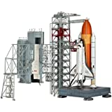 Revell Launch Tower & Space Shuttle & Booster Rockets 1/144 Scale Model #4911