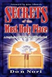 img - for Secrets of the Most Holy Place: A Prophetic Parable of Life Within the Veil book / textbook / text book