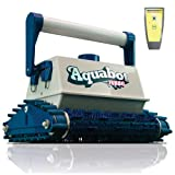 Aquabot Turbo With Remote Control Pool Cleaner