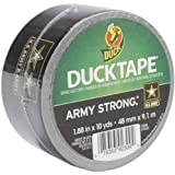 Duck Brand 240638 U.S. Army Printed Duct Tape, 1.88 Inches x 10 Yards, Single Roll