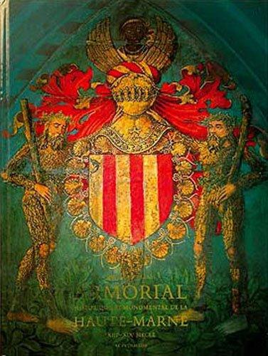 Armorial Historique et monumental de la Haute-Marne