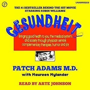 Gesundheit! Audiobook