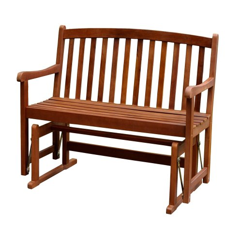 Merry Garden 2-Person Glider Bench