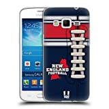 Head Case Designs New England Map Football Sunday Soft Gel Back Case Cover for Samsung Galaxy Express 2 G3815