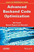 Advanced Backend Optimization Front Cover