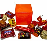 Happy Thanksgiving ~ Autumn Colored Treat Filled Favor Boxes ~ Perfect for Gifts or Favors (1 Box)