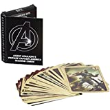 Agent Coulson's Vintage Captain America Trading Card Set