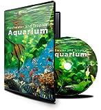 DVD Aquarium - Aquarium tropicaux d'eau douce - 100 minutes HD de poissons en aquarium avec musique et sons naturels