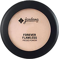 JORDANA Forever Flawless Face Powder - Golden Touch
