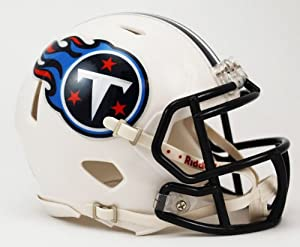 NFL Tennessee Titans Revolution Speed Mini Helmet by Riddell