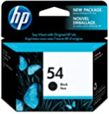 HP 54 Black Injet Print Cartridge