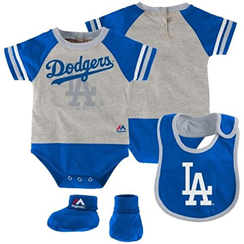 Los Angeles Dodgers Baby Booties Price pare