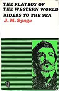 readers response to riders of the sea by j m synge Response to this removal, yeats's contemporaries such as j m synge and   riders to the sea, synge presents a young priest who is both absent and  ineffectual  his reading was probably furtive, therefore, and identified in his  own mind.