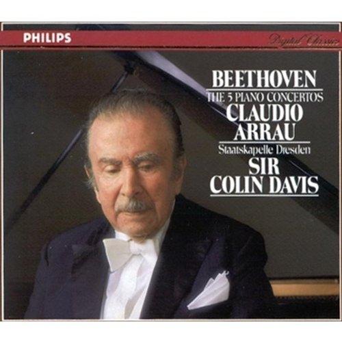 Beethoven: Piano Concertos 1, 2, 3, 4, & 5 'Emperor'
