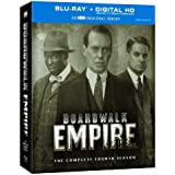 Boardwalk Empire: Complete Fourth Season (Bilingual) [Blu-ray] (Sous-titres français)