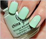 China Glaze Nail Polish, Re-Fresh Mint, 0.5 Ounce