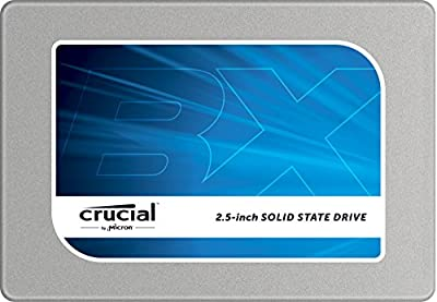 Crucial CT120BX100SSD1 BX100 SATA 2.5-Inch Internal Solid State Drive with Adapter