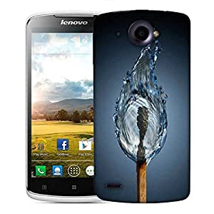 Snoogg Matched out Designer Protective Back Case Cover For Lenovo S920