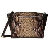 MICHAEL Michael Kors Signature Python Print Sophie Medium Messenger Crossbody Handbag