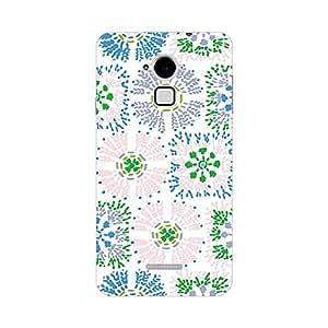 Garmor Designer Plastic Back Cover For Coolpad Note 3