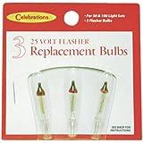 Mini Flasher Replacement Bulbs 2.5v