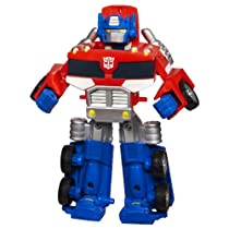 Buy Cheap Transformers Rescue Bot Optimus Prime