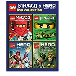 Lego: Ninjago & Hero Factory