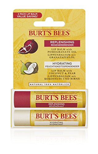burts-bees-100-percent-natural-lip-balm-coconut-pear-and-pomegranate-425-g-pack-of-2
