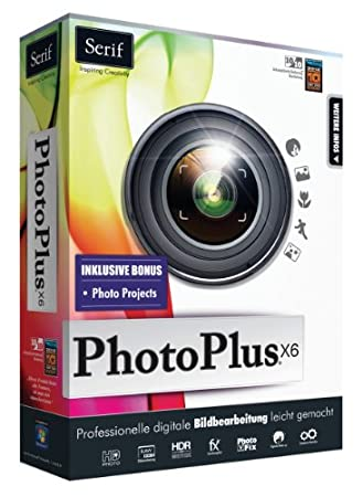 PhotoPlus X6