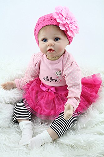 Fit 20-22inch 50-55cm reborn baby doll clothes This price to sell the doll`s clothes, not the doll