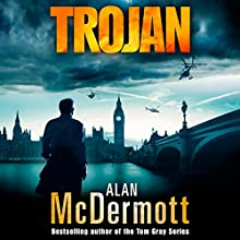 Trojan Audiobook by Alan McDermott Narrated by Simon Vance