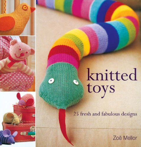 F&W Publications North Light Books: Knitted Toys