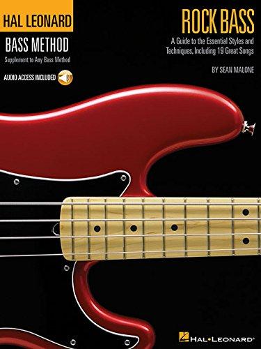 Rock Bass: Hal Leonard Bass Method Stylistic Supplement