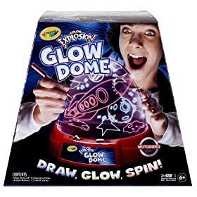 Crayola Glow Dome