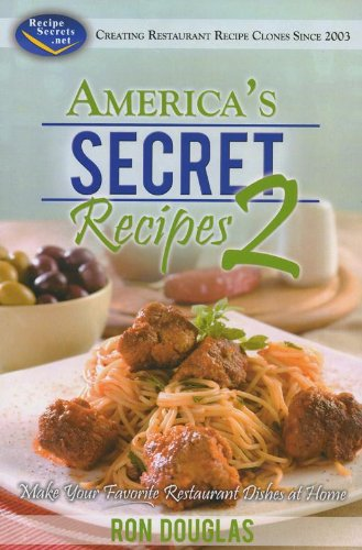 America's Secret Recipes 2: Make Your Favorite Restaurant Dishes at Home (How To Cook Italian S compare prices)
