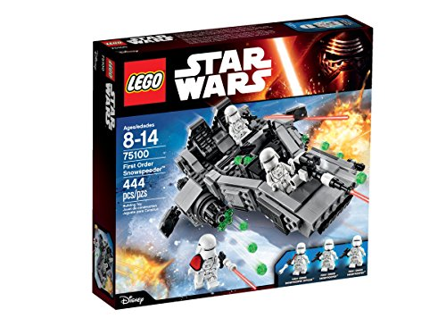 LEGO-Star-Wars-First-Order-Snowspeeder-75100-Building-Kit