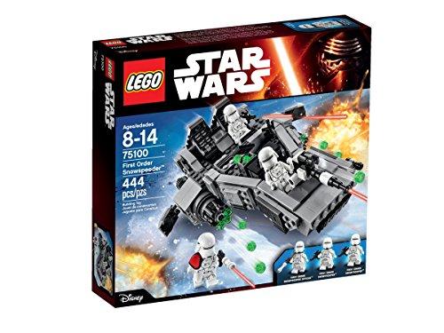 LEGO-Star-Wars-First-Order-Snowspeeder-75100-Building-Kit